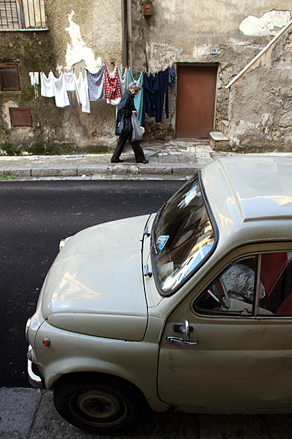 Life in Italy