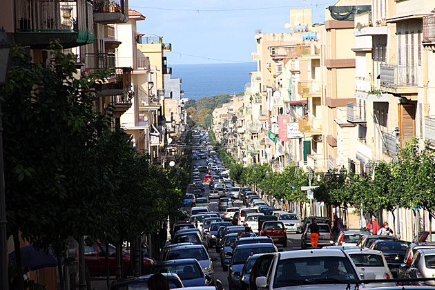 Traffic Italy