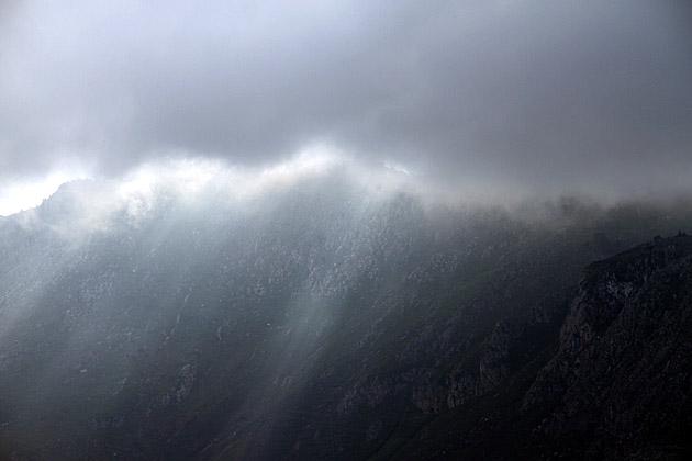 Carini Mountains