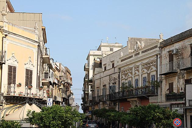 Carini Sicily