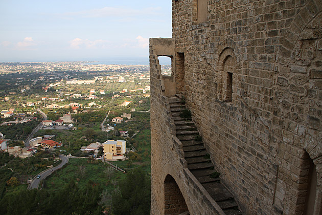 Castle Stairs