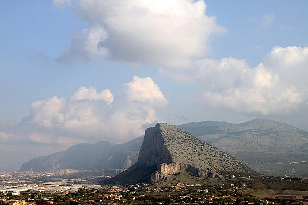 Famous Mountain Sicily