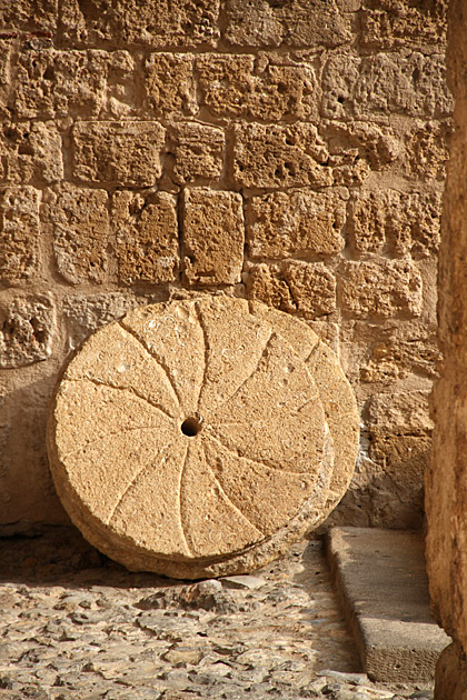Sicily Mill Stone