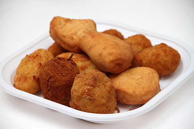 Fried Food Italy