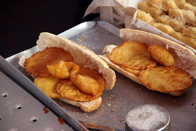 Fried Sanwich
