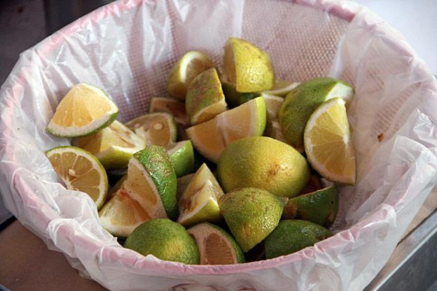 Lime Sicily