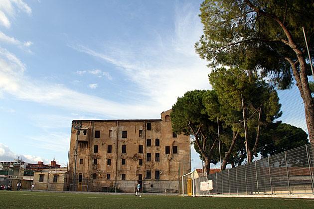Soccer in Palermo
